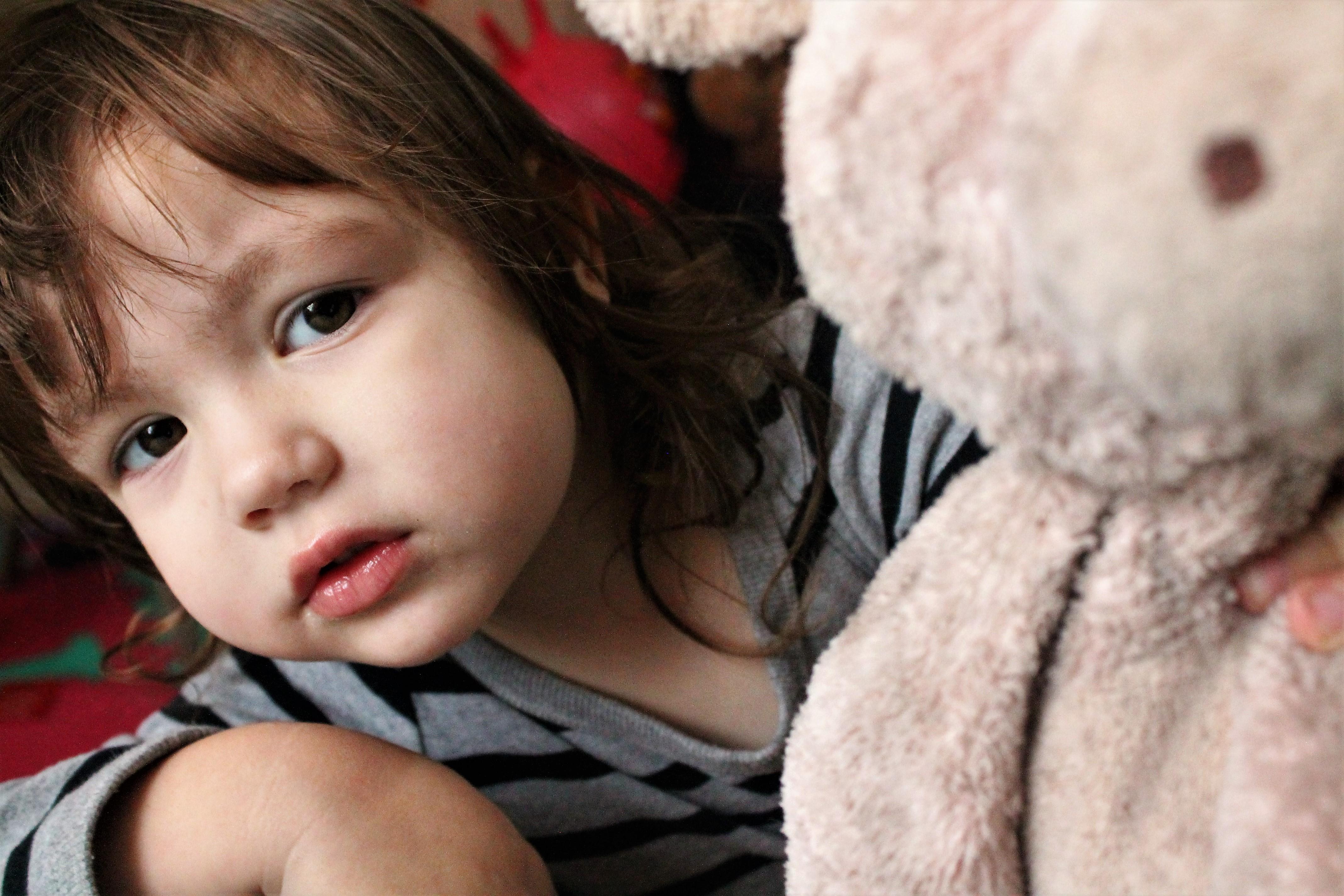 """""""Zaļā lampa"""": palīdzēsim 3-gadīgajai mazulītei no Olaines"""