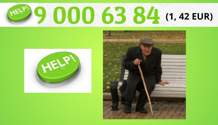 """""""Zaļā lampa"""": palīdzēsim vientuļiem cilvēkiem ar invaliditāti"""