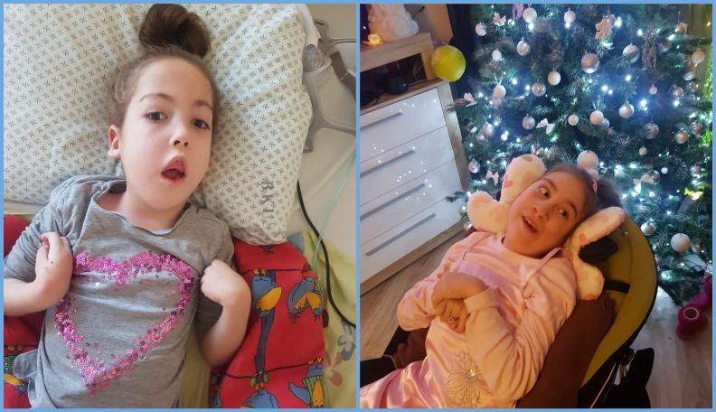 """""""Zaļā lampa"""": palīdzība māsiņām Vanesai un Nikolai"""