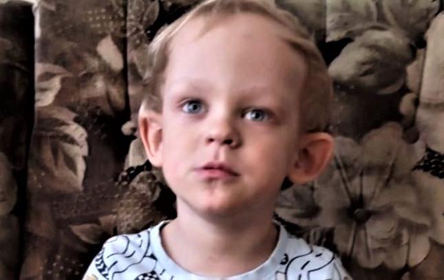 """""""Zaļā lampa"""": palīdzēsim  četrgadīgajam Ņikitam no Krāslavas"""