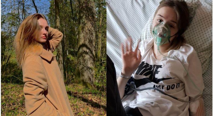"""""""Zaļā lampa"""": palīdzēsim 17-gadīgajai Zanei no Siguldas"""
